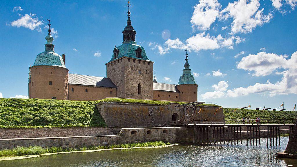Kalmar slott. Foto: Martin Grädler (CC-BY-SA-3.0)
