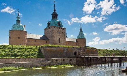 Kalmar slott är ett av världens vackraste