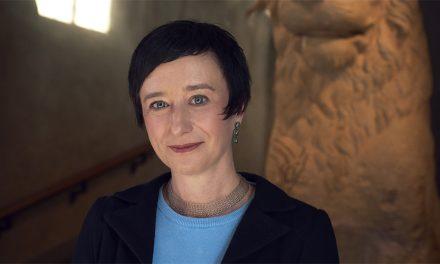 Katherine Hauptman ny chef för Historiska museet