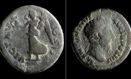 Romerskt mynt funnet i Norrköping