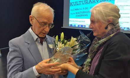 Kulturarvspris till Ödeshögsforskare