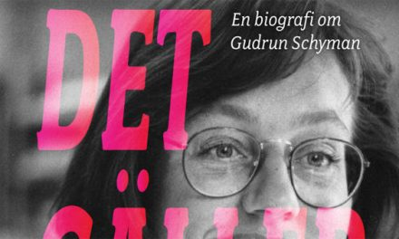 En biografi om Gudrun Schyman