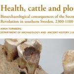 Folkhälsan under jordbruksrevolutionen i stenålderns slutskede