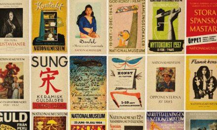Framväxten av tillfälliga utställningar på Nationalmuseum