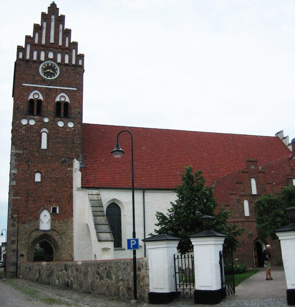 Sankta Maria kyrka. Foto: Hedning (Wikimedia Commons CC-BY-SA-3.0)