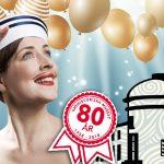 Sjöhistoriska museet firar 80-årsjubileum