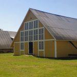 Garnisonsmuseet invigt på Axevalla hed