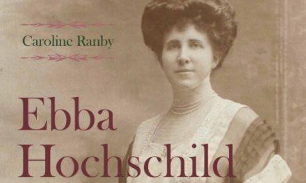 Statsfrun Ebba Hochschild