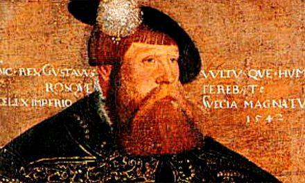 Gustav Vasas kvarts miljon ättlingar kartlagda
