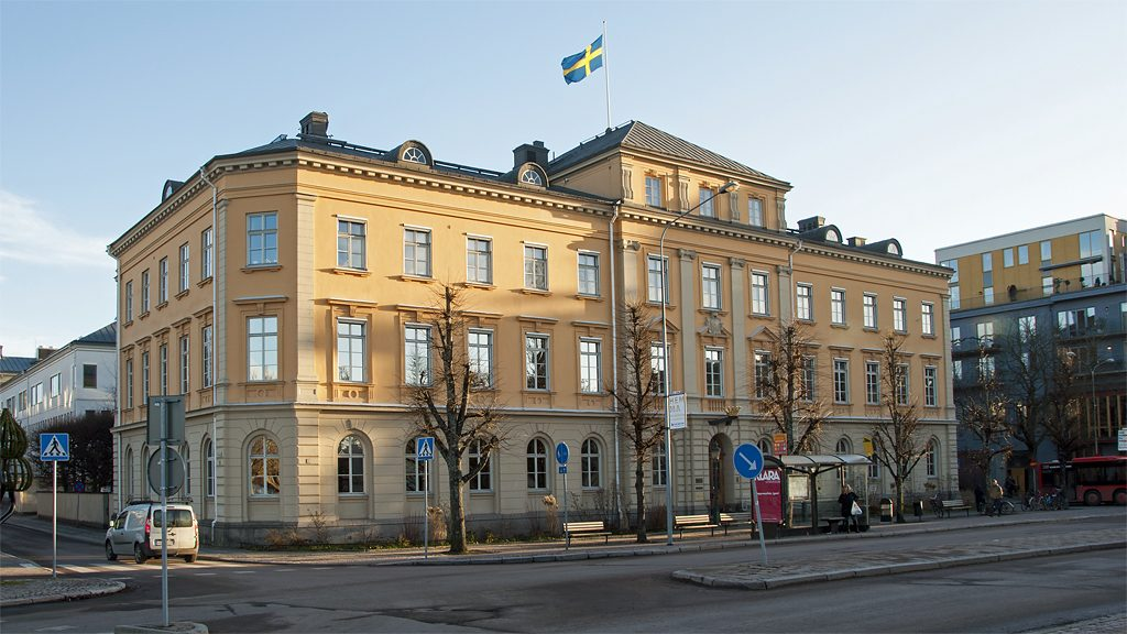 Residenset i Karlstad. Foto: I99pema (Wikimedia Commons CC-BY-SA-3.0)