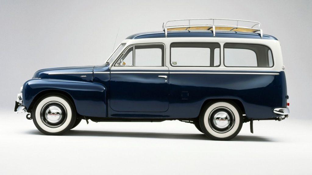 Volvo Duett. Foto: Volvo Museum
