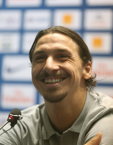 Zlatan Ibrahimovic. Foto: Doha Stadium Plus Qatar (Flickr CC BY 2.0)