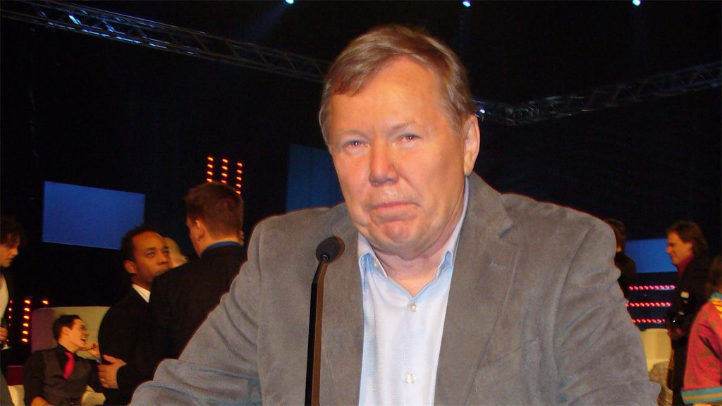Bert Karlsson. Foto: Yvwv (Wikimedia Commons CC-BY-SA-3.0-migrated)