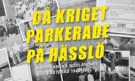 Amerikanska nödlandare i Västerås 1943–1945