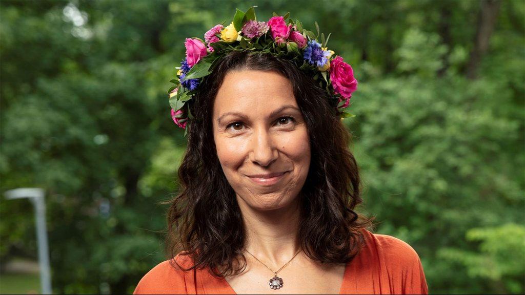 Fatima Bremmer. Foto: Mattias Ahlm/Sveriges Radio