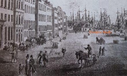 Kvinnliga grosshandlare i Stockholm och Åbo 1750–1820