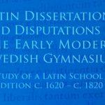 Övningar i argumentation vid gymnasierna under 1600- och 1700-talet
