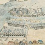 Belägringar avsvenska befästningar under stora nordiska kriget