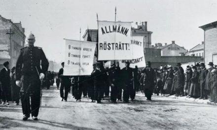 Allmän flaggdag för rösträtten