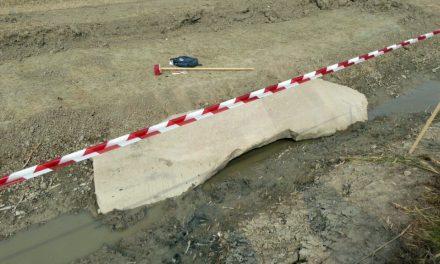 Tusenårig runsten upptäckt i Eskilstuna