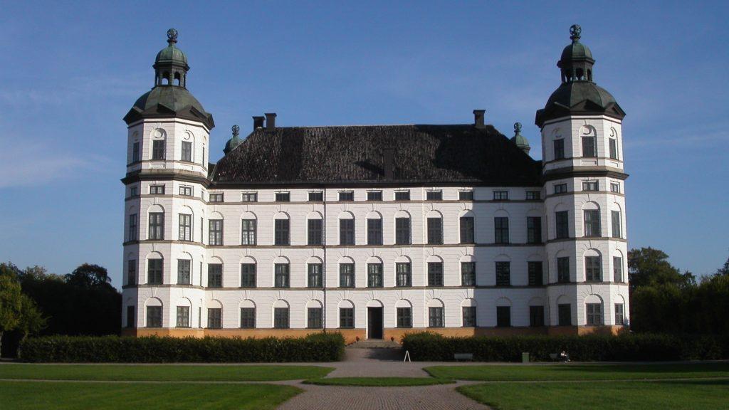 Skoklosters slott. Foto: Marcinek (Wikimedia Commons CC BY-SA 3.0)