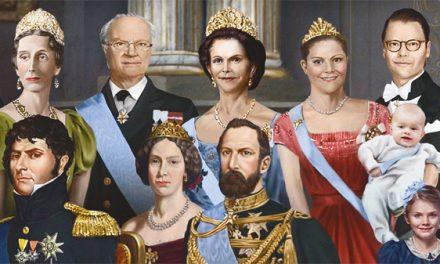 Herman Lindqvist om Bernadotterna på Sveriges tron
