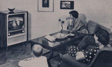 Kulturhistoriska perspektiv på svensk TV under 50-talet