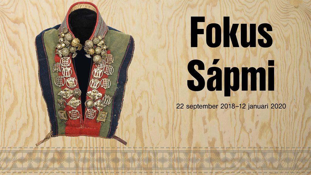 Utställningen Fokus Sápmi