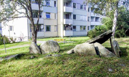 Bortglömd fornlämning i Bergsjön får ny gestaltning