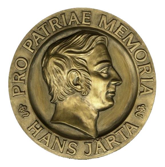 Hans Järtas medalj