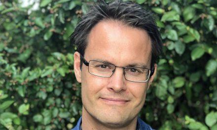 Joachim Östlund prisas för nyskapandehistorieskrivning