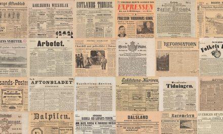 Svenska dagstidningar från 400 år blir tillgängliga för alla