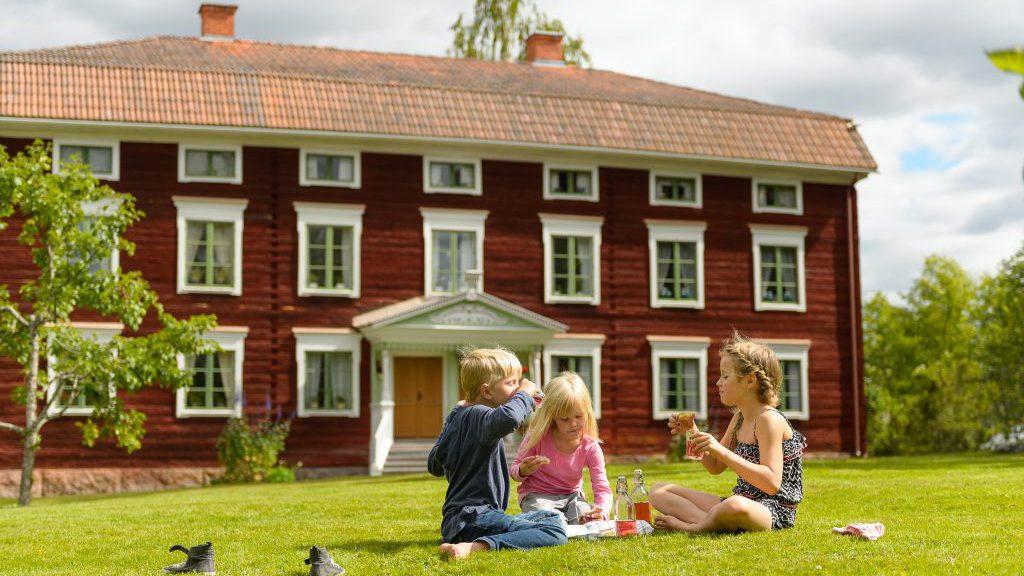 Världsarvsgården JonLars i Långhed. Foto Maria G. Nilsson.
