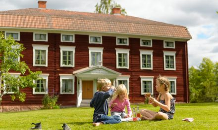 Kulturarvsdagar i hela Sverige i helgen