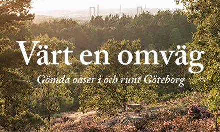 Gömda oaser i och runt Göteborg