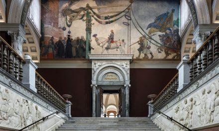 Nationalmuseum har öppnat igen