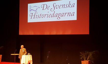 Historiedagarna har invigts i Visby