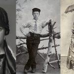Klädd för porträtt – fotografier ur Kulturens samlingar
