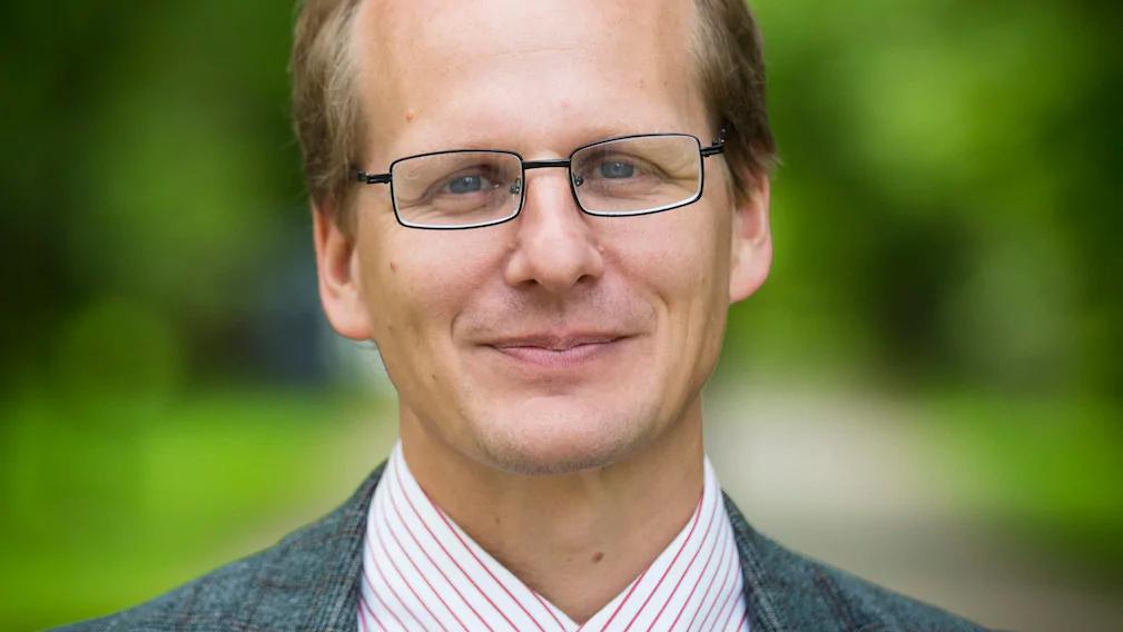 Mattias Lundberg, Foto: Mikael Wallerstedt/Uppsala universitet