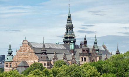 Nordiska museet delade ut medalj för hembygdsvårdande gärning
