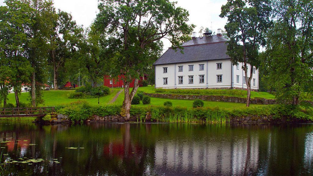 Villingsbergs herrgård. Foto: Ann1lun (Wikimedia Commons CC BY-SA 3.0)