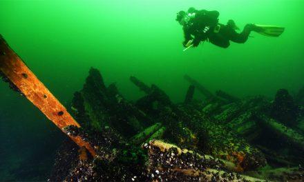 Två ångfartygsvrak undersöks utanför Gotland
