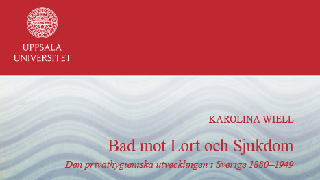 Privathygien i Sverige 1880–1949