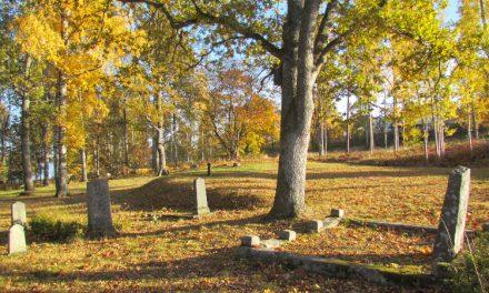 Tvist om begravningsplats i Västervik