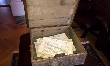 TV-kända bykistan inlämnad till arkiv