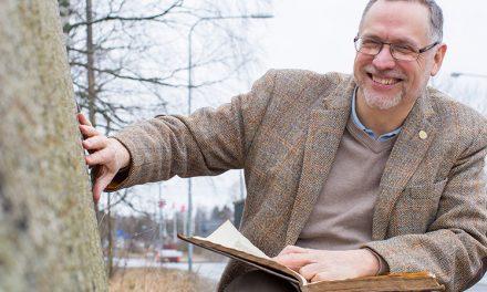 Uppsalaforskning om runor får donation från USA
