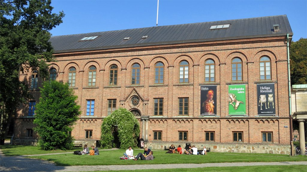 Historiska museet i Lund. Foto: Jorchr (Wikimedia Commons CC-BY-SA-3.0)