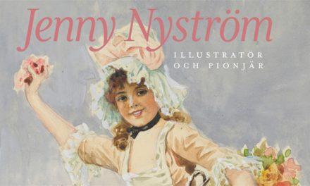 Jenny Nyström – illustratör och pionjär