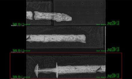 Sagas svärd är från 500-talet