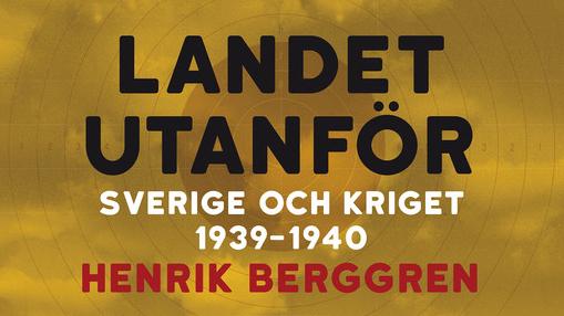 Sverige och kriget 1939–1940